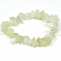 Crystals Wholesale Natural Crystal Chipped Bracelet New Jade
