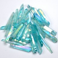 Crystals Australia Wholesale Natural Crystal Points Aqua Aura