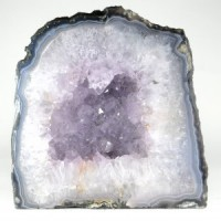 Crystals Wholesale Natural Sydney Amethyst Geode Cave 004