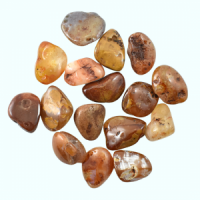 Carnelian Tumbled Crystals A-J wholesale stones and crystals