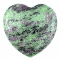 buy wholesale crystals ruby in zoisite hearts (1)