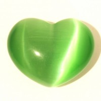 Small Cat Eye Green Medium