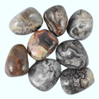 Grey Crazy Lace Agate medium TMGJ3 wholesale rocks and crystals