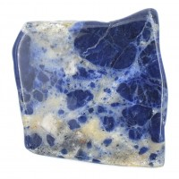 Sodalite Polished Crystal Pieces