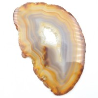 Natural '9' Agate Slices crystals wholesale