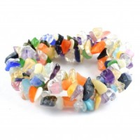 Crystals Australia Wholesale Jewellery Chip Bracelet