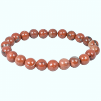 Red Jasper Bead Bracelets simply crystals of the world