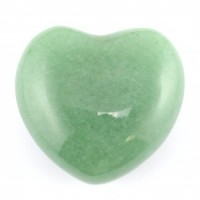 Australia Crystals Wholesale Natural Crystal Carvings Heart Aventurine Green Light