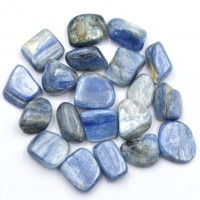 Blue Kyanite Tumbled Crystals wholesale rocks and stones
