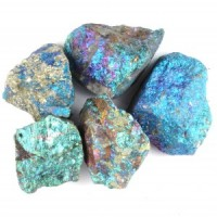 Australia Crystals for sale Natural Peacock Ore