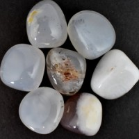 Crystals and Stones Wholesale Tumbled Opal Dendrite