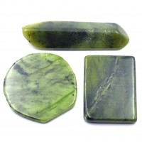 Jade Nephrite Slabs Polished Pieces wholesale crystals sydney