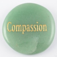Crystals Wholesale Sydney Polished Crystal Word Stone Compassion  039 (4)