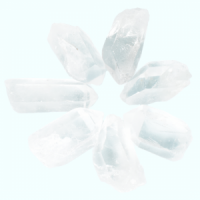 Clear Quartz Points Large wholesale stones and crystals