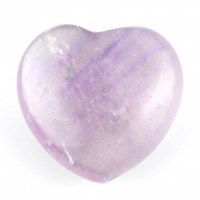 Australia Crystals Wholesale Natural Crystal Carvings Heart Amethyst