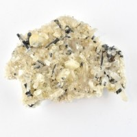 Crystals Wholesale Black Tourmaline Smoky Quartz Cluster