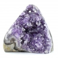 natural crystal wholesale amethyst cluster standing (75)