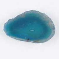 wholesale crystals online Agate Slice Teale  (2)