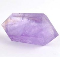 wholesale rocks and crystals Amethyst Double terminator generator