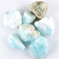wholesale crystals Crystal Natural Blue Aragonite
