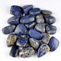 Crystals Wholesale Australia Natural Crystal Tumbled Dumortierite Dark