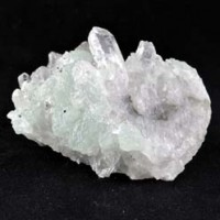 wholesale crystals for sale Natural Crystal Prehnite with Quartz