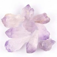 Stones Wholesale Natural Crystal Points Amethyst Medium
