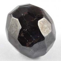 Wholesale Crystals Stones Natural Crystal Polished Garnet Faceted  (1)