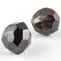 Wholesale Crystals Melbourne Natural Crystal Polished Garnet Faceted  (4)