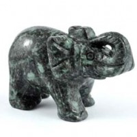 Natural Crystals Wholesale Australia Jewellery Crystal Carving Elephant African Turquoise