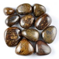 Natural Crystals Wholesale Australia Tumbled Bronzite