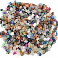 Mixed Fairy Crystal Mini Chips 1kg