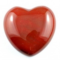 Crystal Carvings Wholesale Australia Crystal Heart carnelian