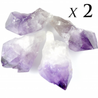 crystals wholesale amethyst natural points large