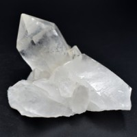 Cluster 2 or More Points Clear Quartz Items wholesale crystals online