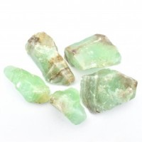 Wholesale Rocks and Stones Small Green Calcite