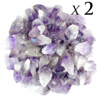 Simply Crystals of The World Amethyst Points Small