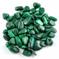 Crystal Carvings Wholesale Tumbled Malachite