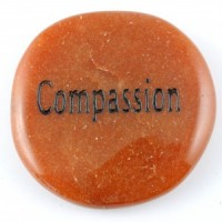 Crystals Wholesale Sydney Polished Crystal Word Stone Compassion  039 (5)