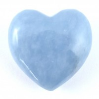 wholesale stones angelite hearts (2)