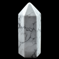 Howlite White Generators wholesale crystals and stones