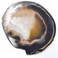 Agate Natural '5' Agate Slices wholesale stones