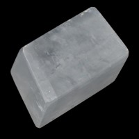 Calcite White Polyhedrons Natural Specimens A-D simply crystals of the world