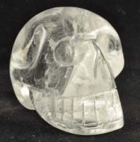 Crystal Wholesalers Crystal Skull Clear Quartz