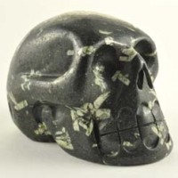 Wholesale Crystals Crystal Skull Chinese Writing Stone