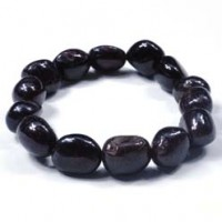 Buy Wholesale Crystals Crystal Jewellery Tumbled Bracelet Garnet