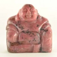 Crystals and Stones Wholesale Australia Crystal Buddha Carving Rhodonite
