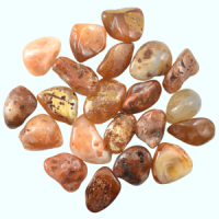 Carnelian Tumbled Crystals A-J wholesale crystals and stones