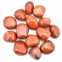 Tumbled Red Jasper Wholesale Crystals For Sale