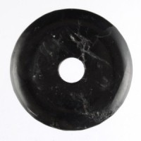 Crystals for Sale Jewellery Crystal Donut Pendant Shungite